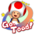 Toad's turn to go from Mario Party 6
