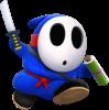Shy Guy (Ninja) from Mario Kart Tour