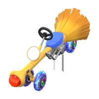 Kamek's Zoom Broom from Mario Kart Tour