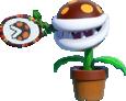 Fire Piranha Plant in Mario Tennis Aces