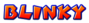 Blinky's name from Mario Kart Arcade GP 2