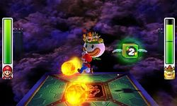 Bowser's Sky Scuffle
