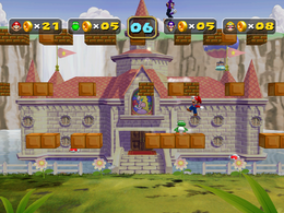 Coin Cache from Mario Party 5