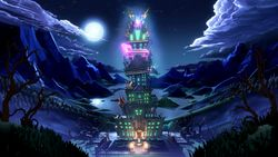Artwork of the Last Resort from Luigi's Mansion 3