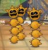 Pokey Triplets