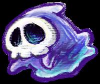 Grim Leecher spirit from Super Smash Bros. Ultimate.