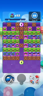 Stage 5B from Dr. Mario World