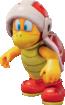 A Fire Bro in Super Mario Odyssey