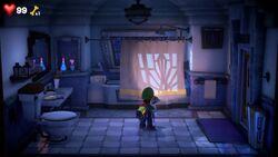 501 Bathroom from Luigi's Mansion 3