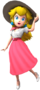 Peach (Vacation) from Mario Kart Tour