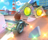 The Baby Rosalina Cup Challenge from the New Year's Tour of Mario Kart Tour