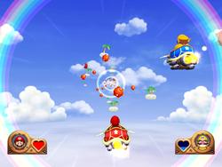 Sky Survivor from Mario Party 5