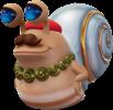 Male Bubblainian from Super Mario Odyssey.