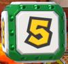 Hammer Bro dice block