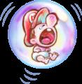 Baby Mario Artwork - Yoshi's New Island.png