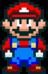 Mario (SNES) from Mario Kart Tour