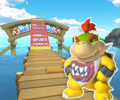 3DS Cheep Cheep Lagoon T from Mario Kart Tour