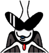Orbulon Sprite from WarioWare, Inc.: Mega Microgame$!