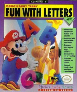 Fun with Letters PC version