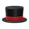 The Black Top Hat icon.