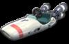 B Dasher from Mario Kart 8