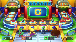 Fruit Cahoots, from Mario Party 10.