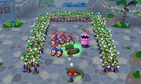 Screenshot of Mario & Luigi: Dream Team