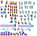 MarioBros777 and Ice yoshi Sprites.PNG