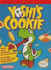 NES box art of Yoshi's Cookie