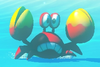 Sidestepper from Mario Kart 8