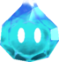 An Ice Bubble from Super Mario Galaxy.