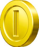 Coin in Mario Kart 8