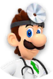 Icon of Dr. Luigi from Dr. Mario World