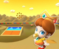 SNES Choco Island 2R in Mario Kart Tour