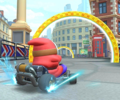 The Toad Cup Challenge from the London Tour of Mario Kart Tour