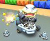 The Morton Cup Challenge from the New Year's Tour of Mario Kart Tour