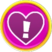 Heart version of the Lucky Space from Mario Party 10