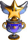 Star Cup trophy in Mario Tennis Aces