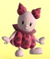 Red Noki from Mario Super Sluggers