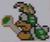 Lemmy Koopa icon in Super Mario Maker 2 (Super Mario Bros. 3 style)