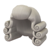 The Conductor Wig from Super Mario Odyssey