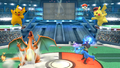 Challenge 14 from the second row of Super Smash Bros. for Wii U