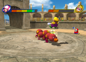 Cardiators from Mario Party 8