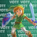 Option in a Play Nintendo poll on which Nintendo character could be class president. Original filename: <tt>1x1-BTS_18_poll_2_b.6ef5f3152e16d0ba.jpg</tt>