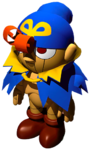 Geno from Super Mario RPG: Legend of the Seven Stars