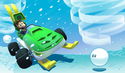 Tornado Tundra course icon from Mario Kart Live: Home Circuit
