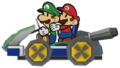 Mario and Luigi kart PMTOK sprite.png