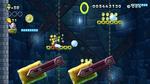 Screenshot of Hammerswing Hangout in New Super Luigi U.