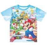 T-shirt from Super Nintendo World