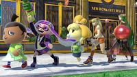 Spirits Challenge 7 of Super Smash Bros. Ultimate